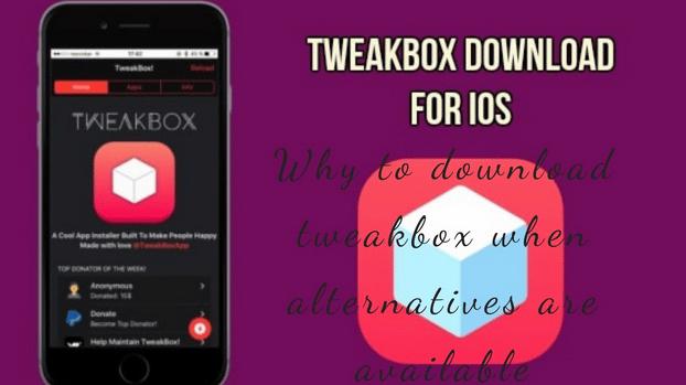 Apps like Tweakbox for iOS!