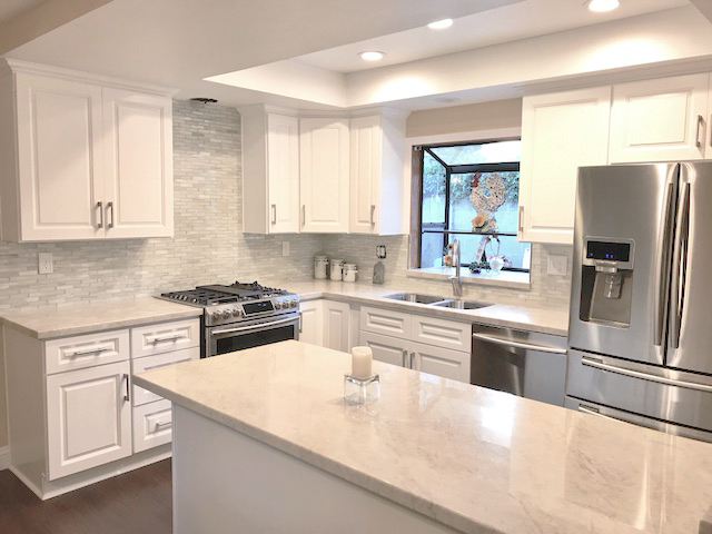 White RTA Cabinets: The Perfect Addition for an Elegant Kitchen
