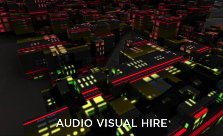Use of Audio-Visual Equipment in Educational and Business Events