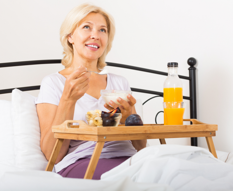How nutrition can help in ageing process