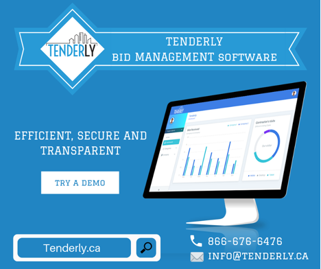 What is Tenderly Bid Management?