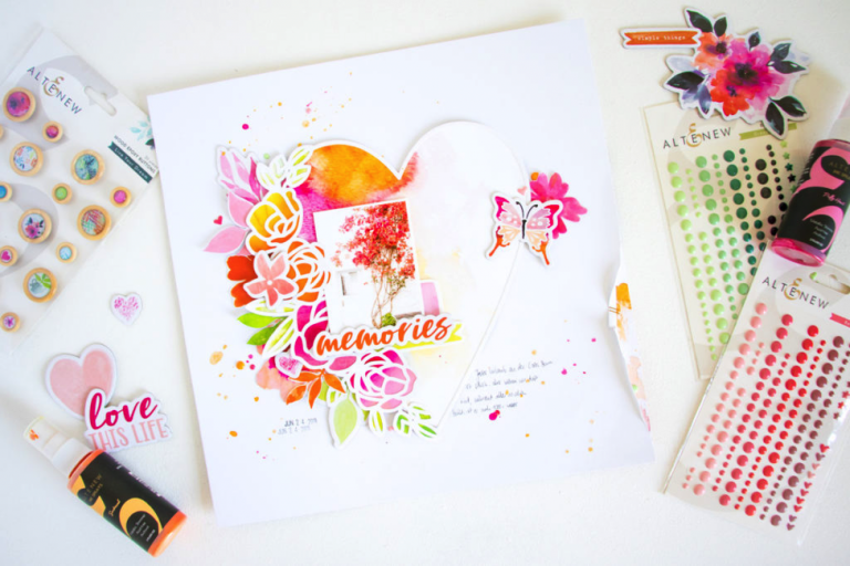 10 Simple Scrapbooking Ways to Make Your Favorite Memories Last Forever