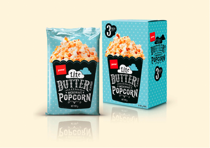 How popcorn Packaging is beneficial for business