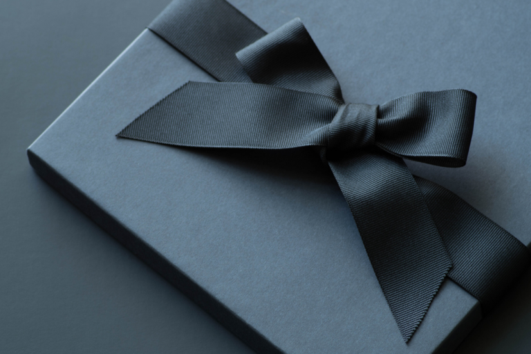 How to Wrap a Box With Ribbon
