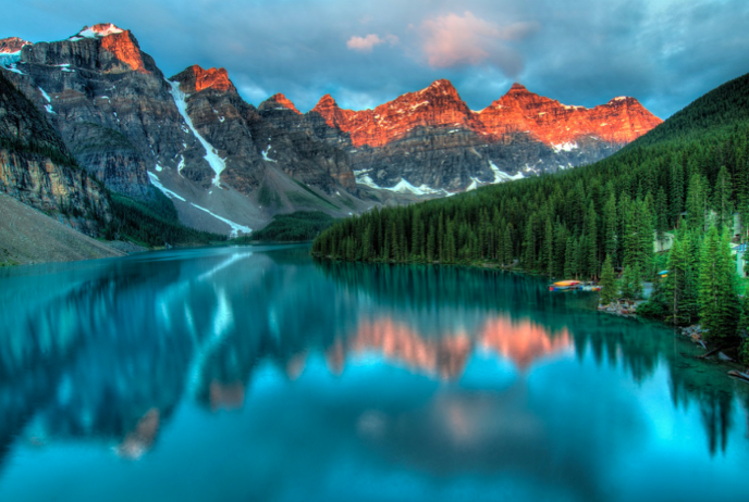 4 Most Admirable Lake Views in Canada