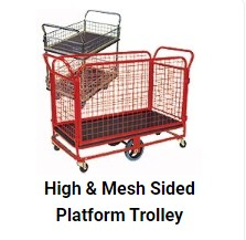 Why you need to use platform trolleys in your industry?