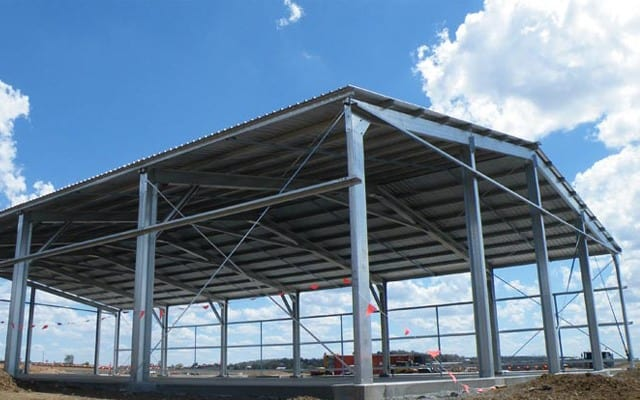 What is the significance of pre-engineered metal buildings?