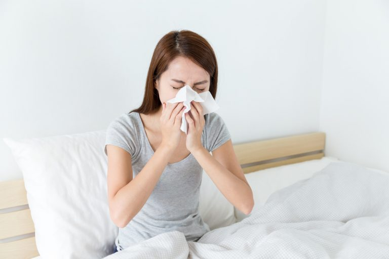5 ways to get rid of a runny nose naturally