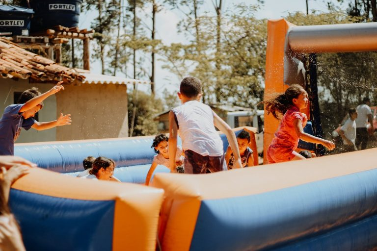 Characteristics and Precautions of a Children Play Area