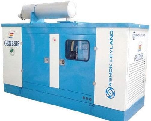 Ashok Leland Generator-Best & Reliable Source For Power