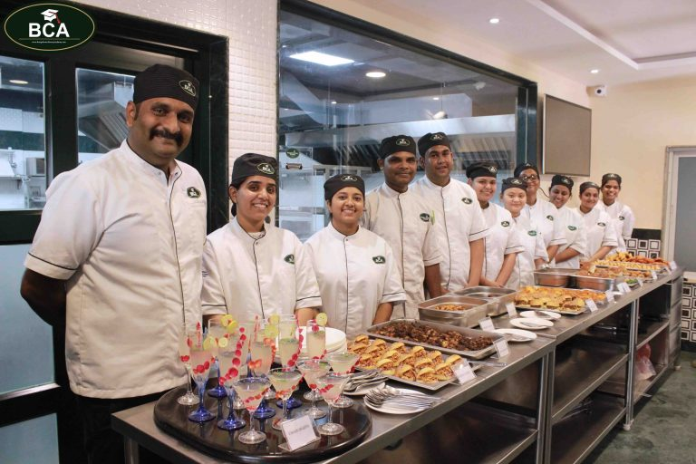 Best career pathway after 10 or 12h BCA Bangalore Culinary Academy