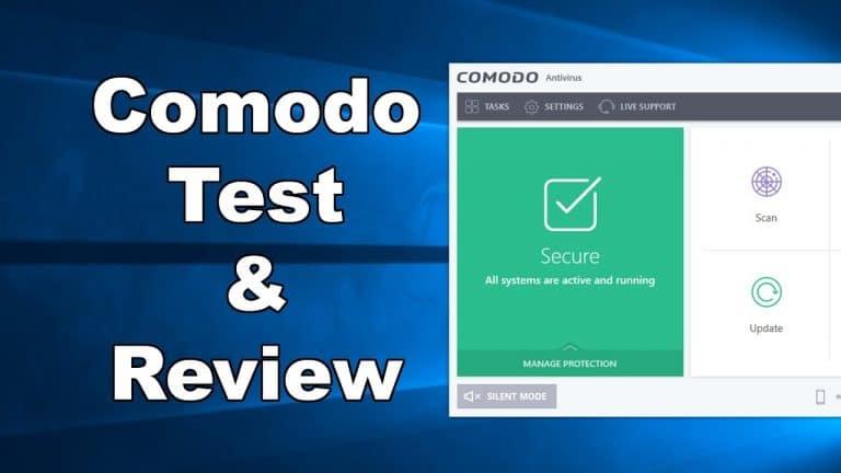 Features of Comodo Antivirus