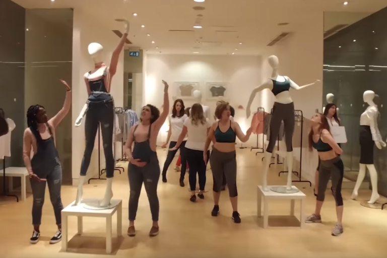 What Does mannequin challenge Mean?
