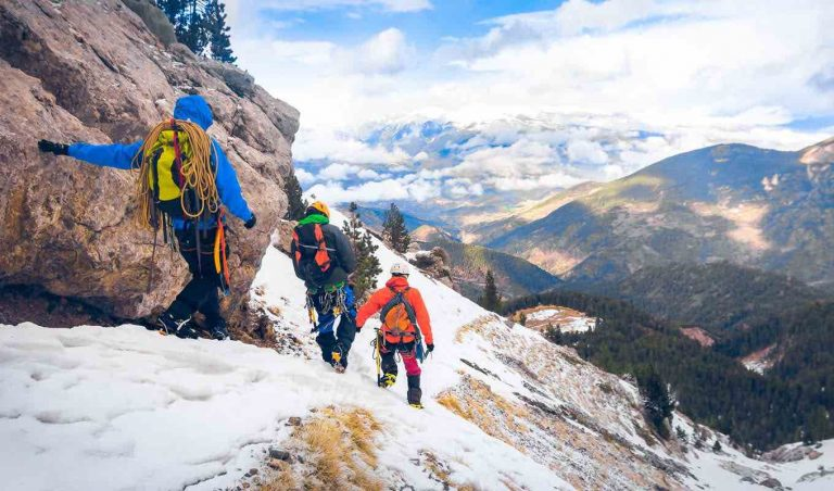Adventure Tourism Categorized Into Two Categories