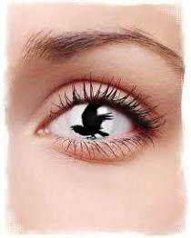 Types of contact lenses you can choose for your Halloween look